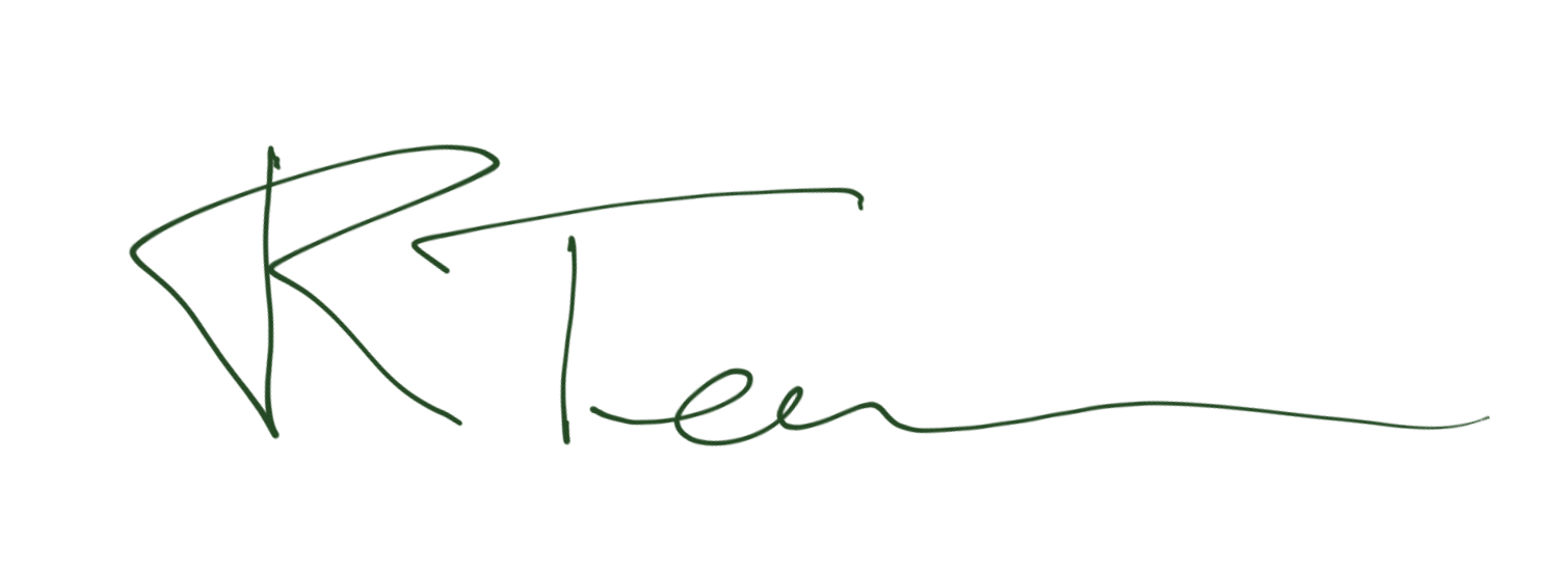 Roy Terry, Words & Presence Signature